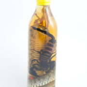 VIN DE SCORPION DU VIETNAM, VERITABLE BOUTEILLE DE SCORPION WINE
